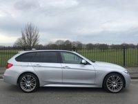 2014 BMW 3 SERIES 2.0 320D XDRIVE M SPORT TOURING 5d AUTO 181 BHP £16995.00