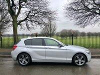 2012 BMW 1 SERIES 1.6 116I SPORT 5d 135 BHP £8695.00