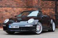 USED 2007 07 PORSCHE 911 3.8 997 Carrera 4S Cabriolet AWD 2dr **NOW SOLD**
