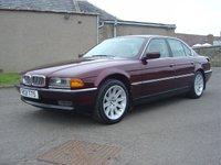 1997 BMW 7 SERIES 2.8 728I 4d AUTO 190 BHP £1450.00