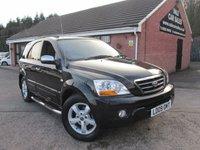 2009 KIA SORENTO 2.5 XT 5dr AUTOMATIC £7490.00