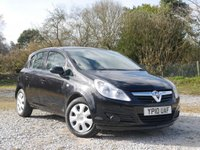 USED 2010 10 VAUXHALL CORSA 1.4 EXCLUSIV A/C 5d AUTO 98 BHP