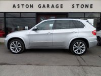 USED 2009 59 BMW X5 3.0 XDRIVE30D M SPORT 5d AUTO 232 BHP ** F/S/H ** ** SAT NAV * LEATHER **
