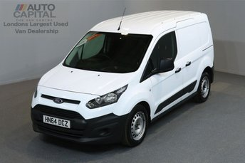 2014 FORD TRANSIT CONNECT 1.6 200 P/V 5d 94 BHP ELECTRIC WINDOWS £5990.00