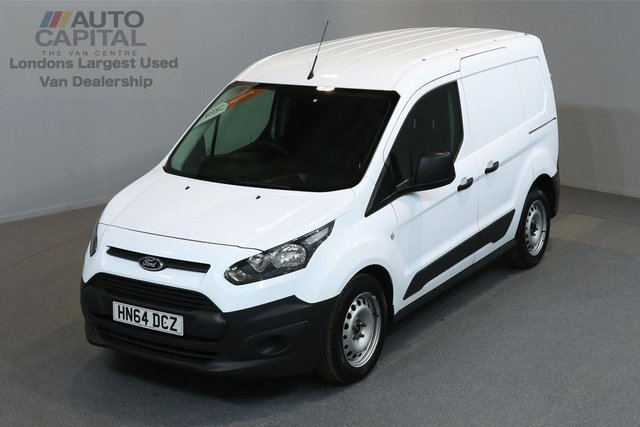2014 64 FORD TRANSIT CONNECT 1.6 200 P/V 5d 94 BHP ELECTRIC WINDOWS ONE OWNER FROM NEW