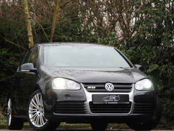 2006 VOLKSWAGEN GOLF 3.2 R32 DSG 5d AUTO 250 BHP £6750.00