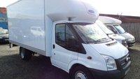 2013 FORD TRANSIT 2.2 350 DRW 1d 124 BHP £8995.00