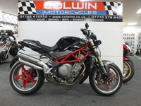 USED 2006 55 MV AGUSTA BRUTALE 910 909cc BRUTALE 910  16,000 MILES WITH FSH!!!!