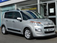 USED 2015 15 CITROEN C3 PICASSO 1.6 HDi  PICASSO EXCLUSIVE  5dr