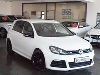 USED 2011 11 VOLKSWAGEN GOLF 2.0 R DSG 5d AUTO 270 BHP HEATED LEATHER+BLK WHEELS+FSH