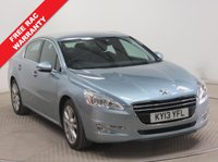 USED 2013 13 PEUGEOT 508 2.0 HDI ALLURE 4d 140 BHP ***Service History, Half Leather, Sat Nav, Bluetooth, Electrically Folding Wing Mirrors, £30 RFL, Rear Parking Sensors, 2 Keys. Nationwide Delivery Available, Finance Available 9.9% APR Representative***