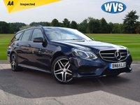 2015 MERCEDES-BENZ E CLASS 2.1 E220 BLUETEC AMG NIGHT EDITION 5d AUTO 174 BHP £19499.00