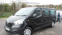USED 2015 65 RENAULT TRAFIC 1.6 LL29 BUSINESS ENERGY DCI 5d 95 BHP NO VAT!!
