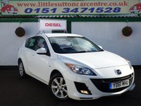 USED 2011 61 MAZDA 3 1.6 TS2 D 5d 113 BHP FULL MAIN DEALER HISTORY, DIESEL, 2 OWNERS