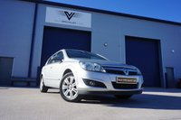 USED 2007 57 VAUXHALL ASTRA 1.8 DESIGN 16V E4 5d AUTO 140 BHP