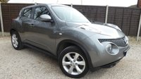 USED 2011 61 NISSAN JUKE 1.5 ACENTA DCI 5dr Cruise, Bluetooth, Climate