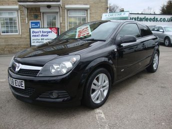 2008 VAUXHALL ASTRA 1.6 SXI 3DR ( 7 SERVICE STAMPS ) £2489.00