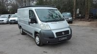 USED 2014 14 FIAT DUCATO 2.3 30 MULTIJET SWB AIR CON Air Conditioning, Roof Rack, Parking Sensors