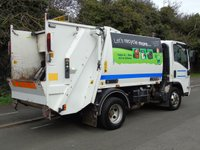 USED 2010 10 ISUZU FORWARD 5.2 N75.190 S AUTO 190 BHP REFUSE/RECYCLING/ RUBBISH DUSTCART +CHOICE OF 2+ WORKING ORDER+