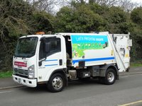 USED 2010 10 ISUZU TRUCKS FORWARD 5.2 N75.190 S AUTO 190 BHP REFUSE/RECYCLING/ RUBBISH DUSTCART +CHOICE OF 2+ WORKING ORDER+