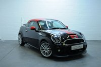 2012 MINI COUPE 1.6 JOHN COOPER WORKS 2d 208 BHP £8795.00