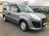 2012 FIAT DOBLO 1.4 ACTIVE mpv 5 seats full fiat service history 1 owner plus demo  £3995.00