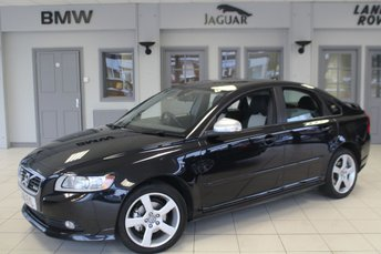 2012 VOLVO S40 2.0 R-DESIGN EDITION 4d 143 BHP £5970.00