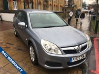 2007 VAUXHALL VECTRA 1.9 EXCLUSIV CDTI 8V 5d 120 BHP £SOLD