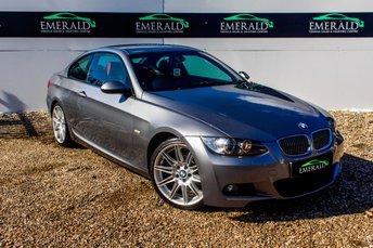 2009 BMW 3 SERIES 3.0 325D M SPORT HIGHLINE 2d AUTO 195 BHP £8000.00