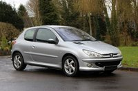 2003 PEUGEOT 206 2.0 QUIKSILVER HDI SOLD FOR  SPARES OR REPAIRS £SOLD