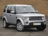 2015 LAND ROVER DISCOVERY 4 3.0 SDV6 XS COMMERCIAL XS AUTO 255 BHP SAT NAV  £26750.00