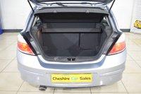 USED 2006 06 VAUXHALL ASTRA 1.6 SXI 16V TWINPORT 5d 100 BHP
