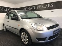 2005 FORD FIESTA 1.2 STYLE CLIMATE 3d 74 BHP £2000.00