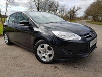 2012 FORD FOCUS 1.6 EDGE TDCI 115 5d A/C & EXTRAS £4975.00