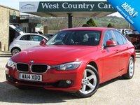 USED 2014 14 BMW 3 SERIES 2.0 320I SE 4d 181 BHP Practical Executive Saloon