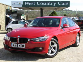 2014 BMW 3 SERIES 2.0 320I SE 4d 181 BHP £11000.00