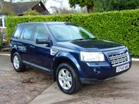 USED 2009 58 LAND ROVER FREELANDER 2.2 TD4 GS 5d 159 BHP