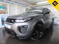 USED 2016 16 LAND ROVER RANGE ROVER EVOQUE 2.0 TD4 HSE DYNAMIC LUX 5d AUTO 177 BHP