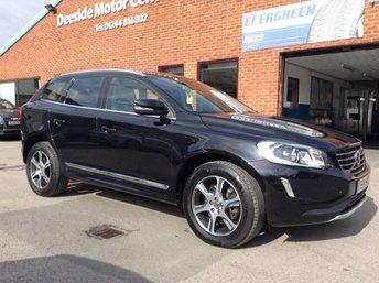 2014 VOLVO XC60 2.0 D4 SE LUX 5d 178 BHP £14940.00