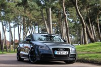 USED 2013 63 AUDI TT 2.0 TFSI QUATTRO BLACK EDITION AUTO AMPLIFIED 211BHP