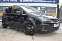 USED 2008 08 FORD C-MAX 1.8 ZETEC 5d 124 BHP THE CAR FINANCE SPECIALIST