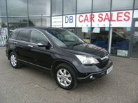 USED 2008 08 HONDA CR-V 2.2 I-CTDI ES 5d 139 BHP NO DEPOSIT AVAILABLE, DRIVE AWAY TODAY!!