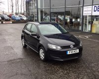 USED 2011 11 VOLKSWAGEN POLO 1.2 S A/C 5d 70 BHP NO DEPOSIT AVAILABLE, DRIVE AWAY TODAY!!