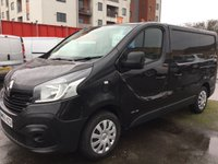 USED 2015 65 RENAULT TRAFIC 1.6 SL27 BUSINESS DCI S/R P/V 1d 115 BHP