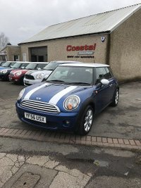 2006 MINI HATCH COOPER 1.6 COOPER 3d 118 BHP £2795.00