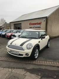 2007 MINI HATCH ONE 1.4 ONE 3d 94 BHP £3495.00