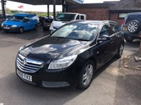 USED 2010 60 VAUXHALL INSIGNIA 2.0 EXCLUSIV CDTI ECOFLEX 5d 158 BHP 2 OWNERS, 7 SERVICE STAMPS