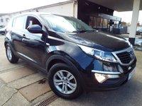 2011 KIA SPORTAGE 1.7 CRDI 1 5d 114 BHP £5995.00
