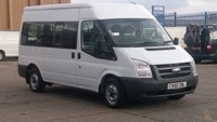 2010 FORD TRANSIT 2.2 300 SHR 9 STR 5d 115 BHP 1 FORMER KEEPER F/S/H 2 KEYS NO VAT TO ADD  FREE 12 MONTHS WARRANTY COVER //  £5790.00