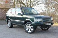 2002 LAND ROVER RANGE ROVER 4.6 VOGUE SE 5d AUTO 215 BHP £5450.00